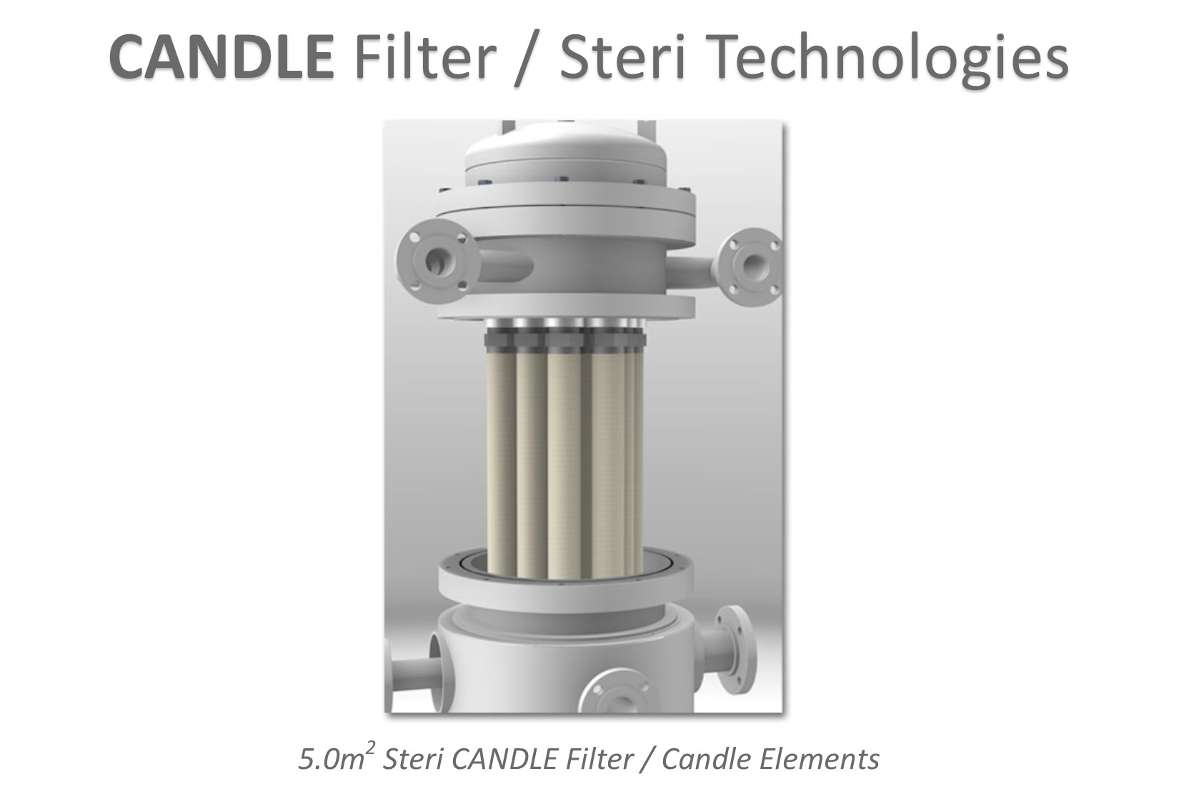 CANDLE Filters | Polishing Filters | Steri Technologies